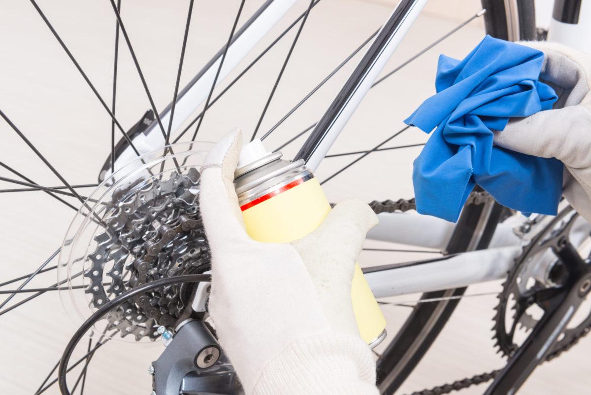 Fahrrad Reinigung